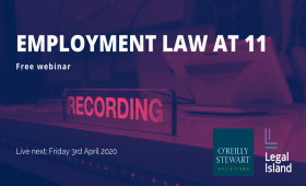 Employment Law at 11