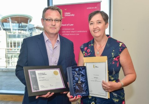Gail Taylor, Highest Achieving Student PgCert Employment Law and Practice