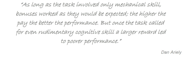 mechanical v cognitive skills and performance