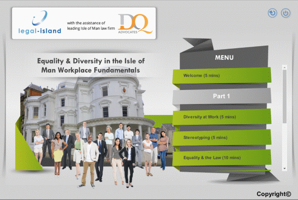 Equality and Diversity in the Isle of Man workplace