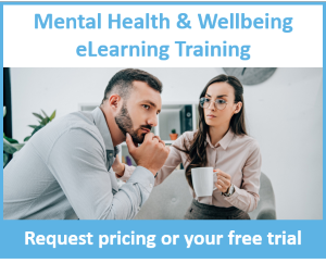 Mental Health & Wellbeing eLearning Training