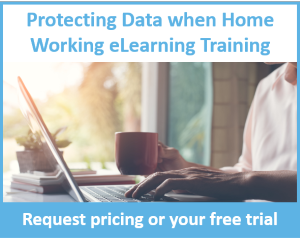 Protecting Data when Home Working in Northern Ireland eLearning Training Course
