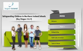 Safeguarding Children in NI Schools eLearning
