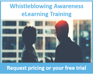 Whistleblowing Awareness eLearning Training