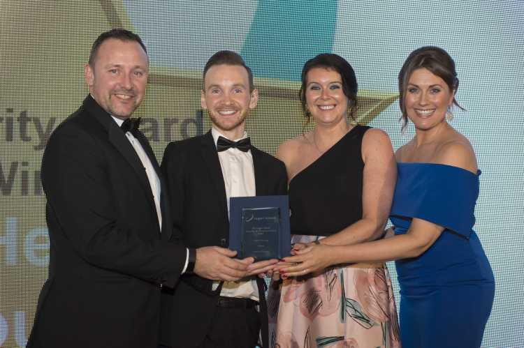 Charity Sector Winner Helm Housing